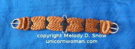 Scale Miniature Western Girth - unicornwoman.com
