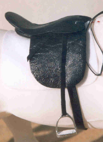 dressage saddle used