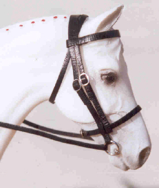 English Snaffle Bridle Kit