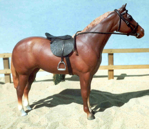 Huntseat Saddle Kit with English Snaffle Bridle Kit