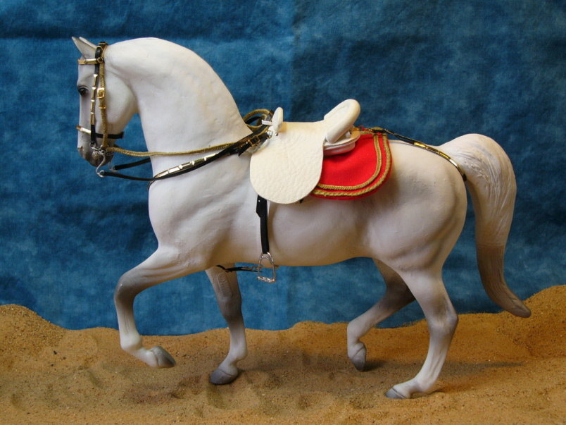 Spanish Riding School of Vienna Tack Set